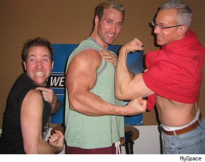 Stryker, Titan and Dr. Drew