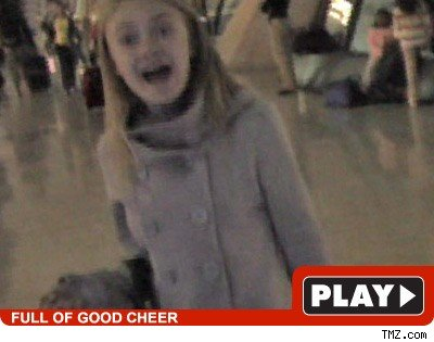 Dakota Fanning: Click to watch
