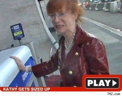 Kathy Griffin: Click to watch