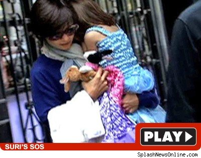 Suri Cruise: Click to watch