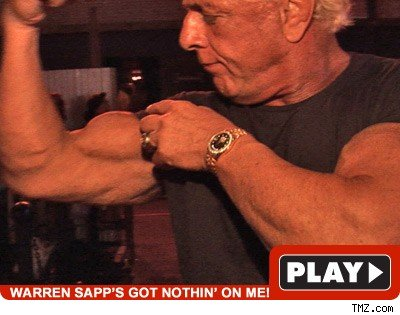 Ric Flair: Click to watch