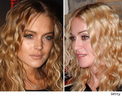 LiLo and Madonna