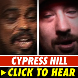 Cypress Hill: Click to listen!