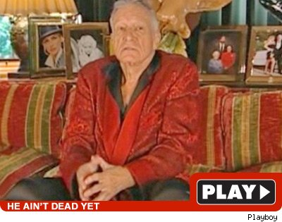 Hugh Hefner: Click to watch