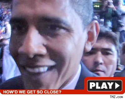 Barack Obama: Click to watch
