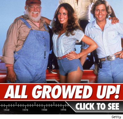 Daisy Duke: 'Memba Her?! - click to launch