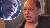 Cheech Takes Pot Shot at Obama