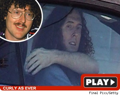 Weird Al: Click to watch