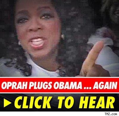 Oprah: Click to listen