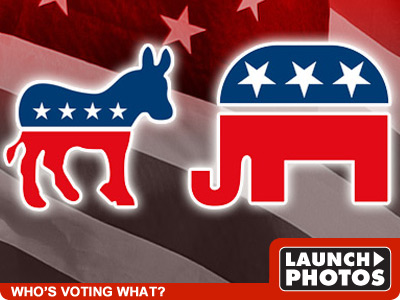 Political Celebs - click to launch