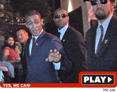 Obama look-alike: Click to watch