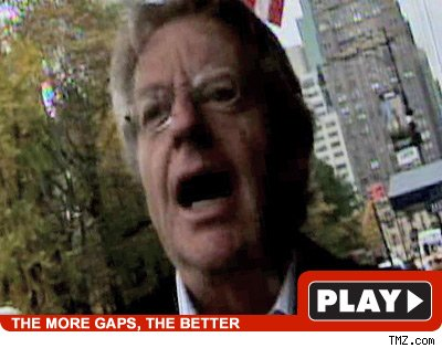 Jerry Springer: Click to watch