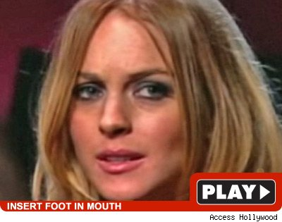 Lindsay Lohan: Click to watch!