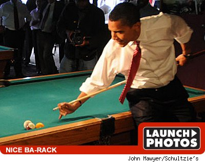 Barack Obama: Click to view!
