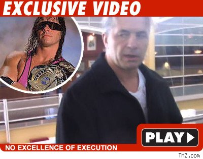 Bret Hart: Click to watch
