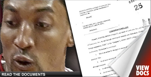 Scottie Pippen: Click to view!