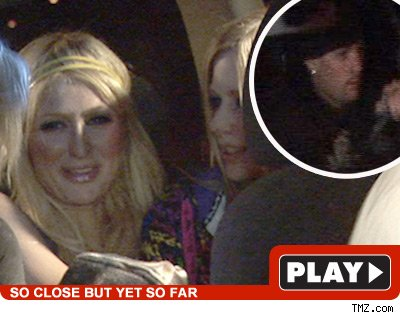 Paris Hilton, Avril Lavigne, Benji Madden -- Click To Watch!