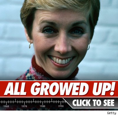 sandy duncan commercial
