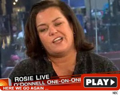 Rosie O'Donnell: Click to watch