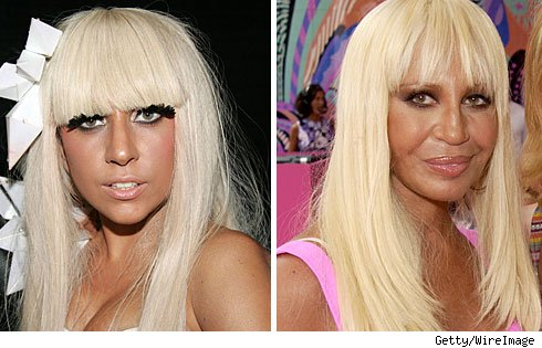 Lady Gaga caught on camera without makeup.