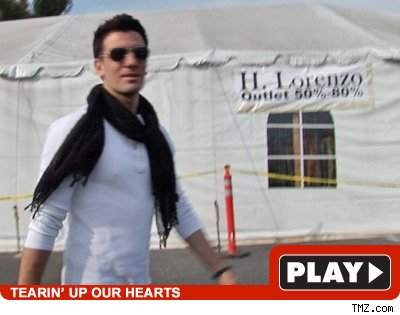 jc chasez girlfriend 2011. JC Chasez: Click to watch