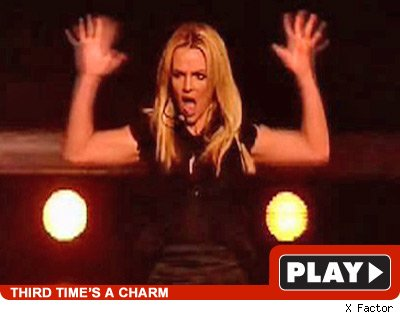 Britney Spears -- Click To Watch!