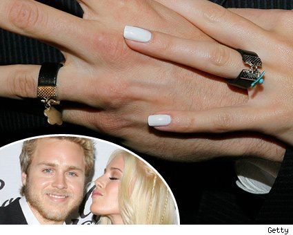 spencer pratts wedding ring