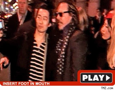 Mickey Rourke: Click to watch