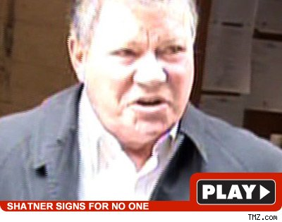 William Shatner: Click to watch