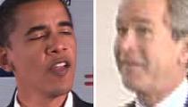 Bush to Obama -- No Movin' on Up