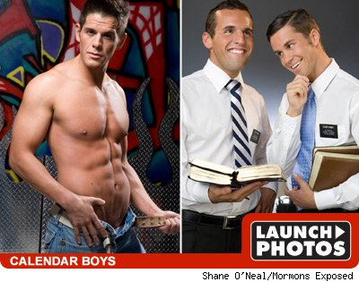 Hot Mormons: Click to launch