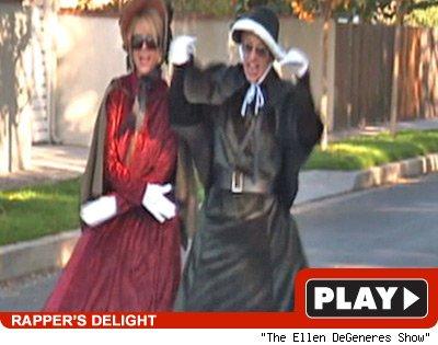 Britney Spears & Ellen: Click to watch
