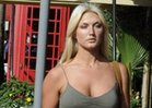 Brooke Hogan Goes Commando