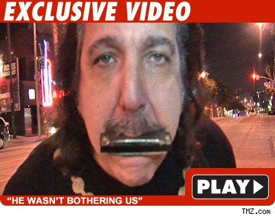 Ron Jeremy: Click to watch