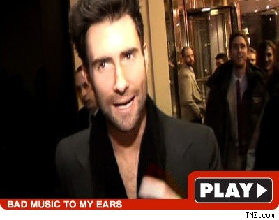 Adam Levine: Click to watch