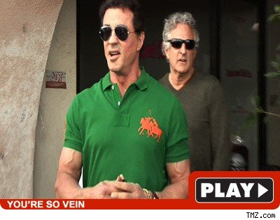 Sly Stallone: Click to watch