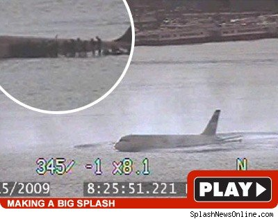 US Air Crash: Click to watch