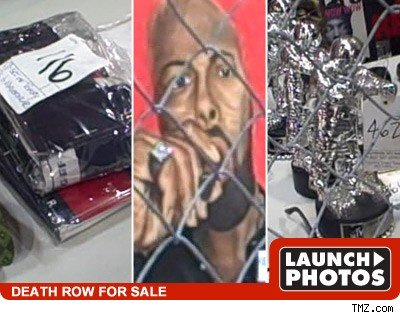 Death Row Auction: Click to launch