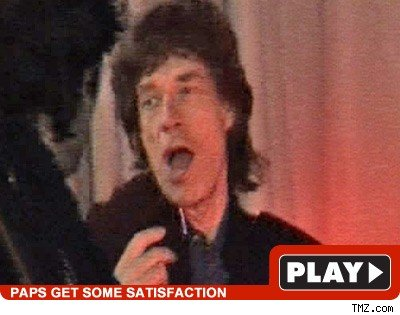Mick Jagger: Click to watch