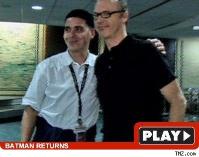 Michael Keaton: Click to watch