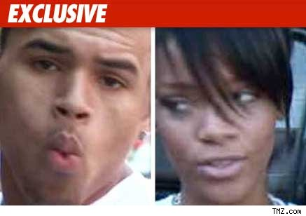 Rihanna , Chris Brown
