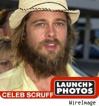 Brad Pitt: Launch Photos
