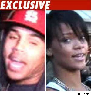 Chris Brown , Rihanna