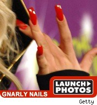 Gnarly Nails: Launch Photos