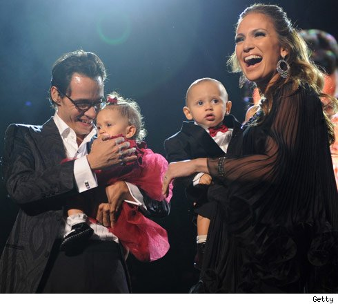 Marc Anthony, J Lo