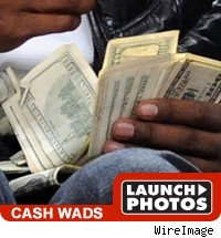 Cash Wads: Launch Photos