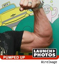 Pumped Up: Launch Photos