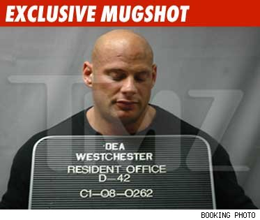 scott siegal, the wrestler, mugshot