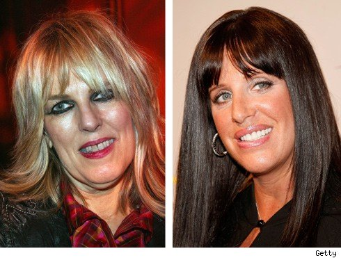 Lucinda Williams and Patti Stanger