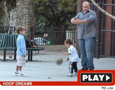 Crus & Romeo Beckham: Click to watch